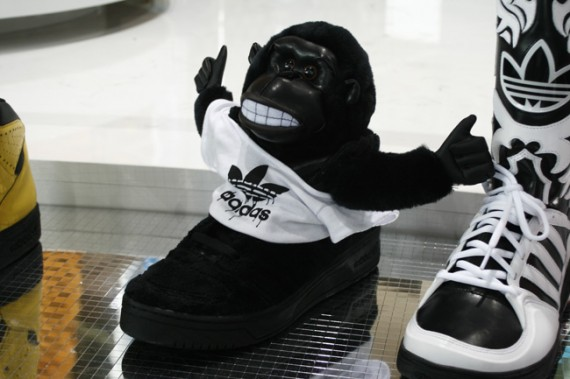 Shoes Bear Adidas Teddy
